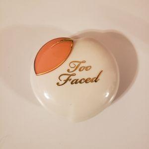 Too Faced Peach My Cheeks Blush - Ginger Peach